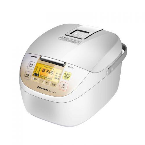 松下(Panasonic)3.2升微电脑电饭煲 SR-DE106-F(白色)