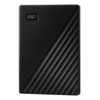 西部数据(WD) 5TB USB3.0移动硬盘My Passport随行版 2.5英寸 黑色 WDBPKJ0050BBK