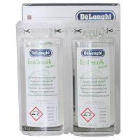 产地意大利 进口德龙(Delonghi)咖啡机 除垢剂 清洁保养液100ml两支装(白色)
