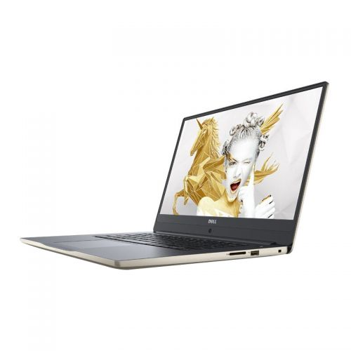 戴尔(DELL)灵越燃7000 15.6英寸笔记本电脑(i7-8550U/ 8G系统内存/ 128GB SSD+1TB/ MX150 4G独显)(金色)