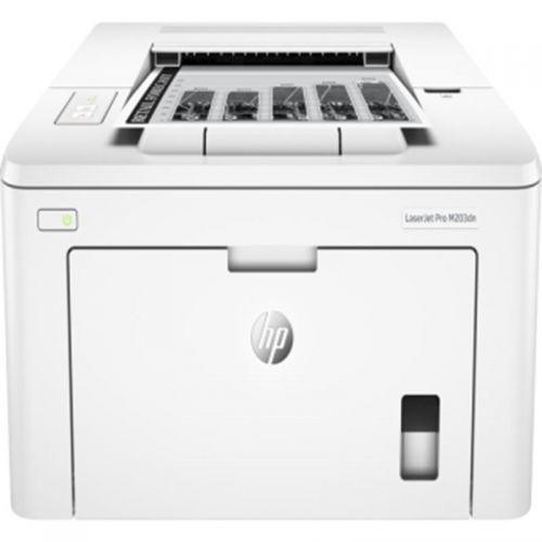 惠普(HP)Laser Jet Pro M203DW 黑白激光打印机(自动双面打印 无线直连 )