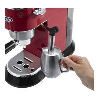 德龙(Delonghi)泵压式 半自动 咖啡机EC680.R(红色)