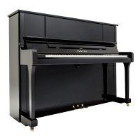 雅马哈(Yamaha)立式钢琴YU3XPEG(黑色)