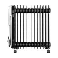 美的(Midea)油汀 家用取暖器NY2513-16J1W(黑色)
