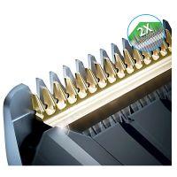 产地印度尼西亚 进口飞利浦(Philips)亲子理发器HC5450/15(黑色+银色)
