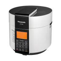 【限时特惠899元】松下(Panasonic)5升电压力锅SR-PS508(银色)