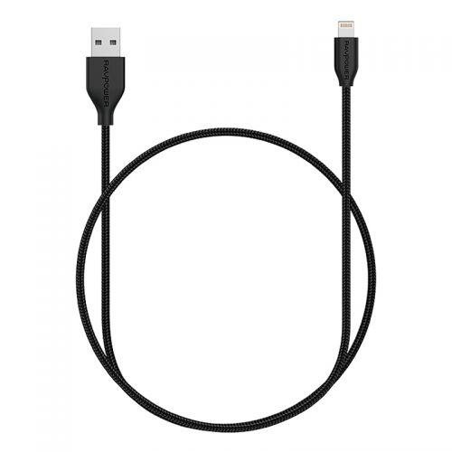 RAVPower 苹果数据线RP-CB019(黑色)