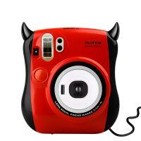 富士(FUJIFILM)MINI25小恶魔一次成像拍立得相机(红色)