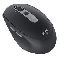 罗技 (Logitech) M585 多设备无线鼠标(黑色)