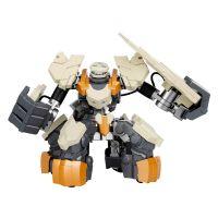 工匠社(GJS ROBOT)GANKER EX盾山机器人王者荣耀格斗竞技对战拳击智能遥控机器人G00501(土黄色)