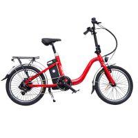 **TOMA 3系助力自行车 TDN3Z(红色)