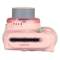 富士(FUJIFIM)拍立得相机一次成像相机mini9 (蜜桃粉)