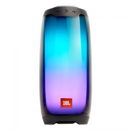 JBL pulse4音乐脉动炫彩灯光无线蓝牙音箱双低音低音炮音响PULSE4(黑色)