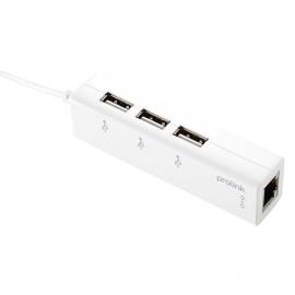 ProLink(普罗林克) USB Type-C 转RJ45网口+3USB MP420-P01-1MP