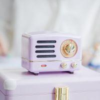猫王(MAOKING)小王子便携蓝牙音箱MW-2A(爱丽丝紫)