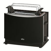博朗(BRAUN)多士炉 家用烤面包机HT450