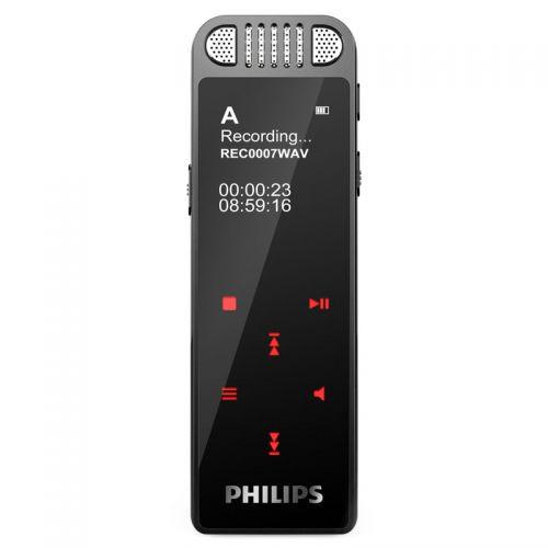 飞利浦(Philips)VTR8060 飞利浦16G录音笔(锖色)