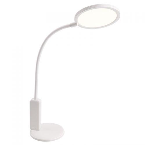 孩视宝 台夹两用充电LED学习台灯VL017(白色)