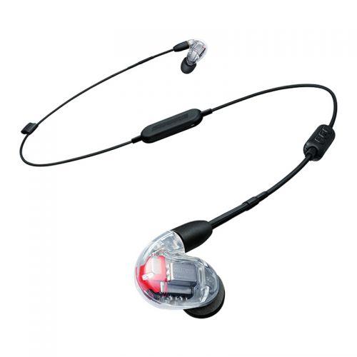舒尔(Shure)无线入耳式监听运动耳机SE846-CL+BT1-CHN