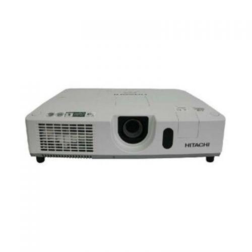 日立商务投影机 HCP-5150X 白色 (含吊架 投影募布 HDMl线 白色)