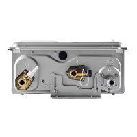 产地日本 进口百乐满 20升 热水器 JSQ40-A2019EFF(天然气/室内/强排式)