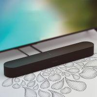 搜诺思(SONOS) BEAM 家庭智能音响系统 音箱 S14-SONOS BEAM-BK(黑色)