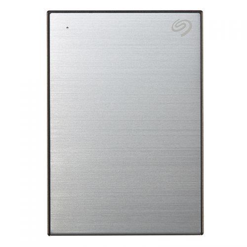 希捷(SEAGATE)铭系列1T高速传输移动硬盘STHN1000401(银色)