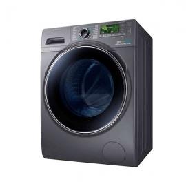 产地韩国 进口三星(SAMSUNG)12公斤 带烘干 滚筒洗衣机 WD12J8420GX/SC(钛晶灰)