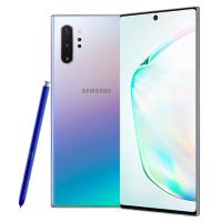 【新品预订】三星(SAMSUNG) Note 10+  12GB+256GB 5G版本 超感官全视屏 智慧型S Pen 骁龙855 双待手机【一个ID限购一台,下单请备注好型号和颜色】