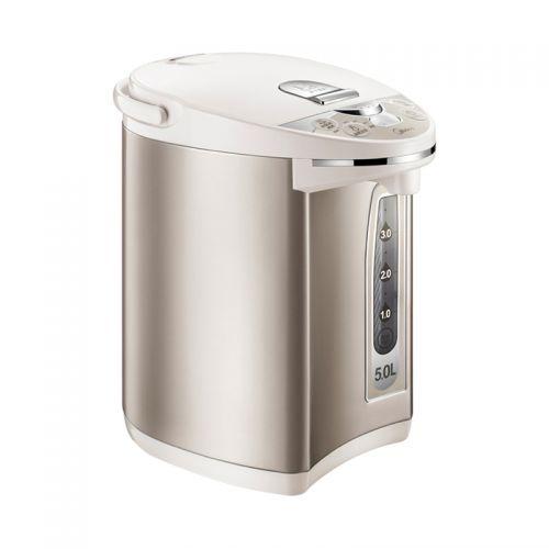 美的(Midea)5升 电热水瓶 PF702-50T(银色)