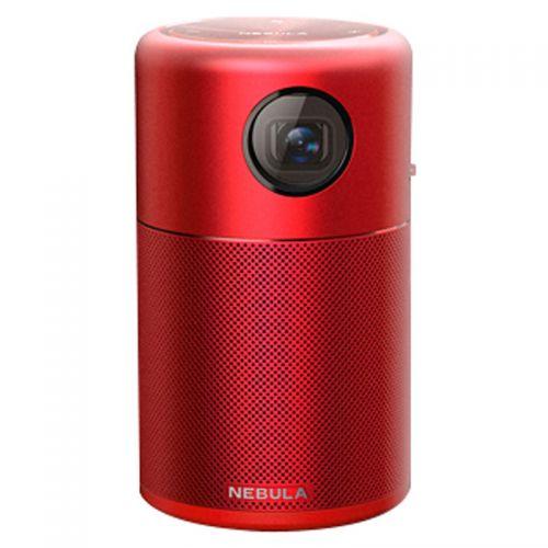 安克(Anker)NEBULA 家庭便携智能投影仪 D4111P91(红)