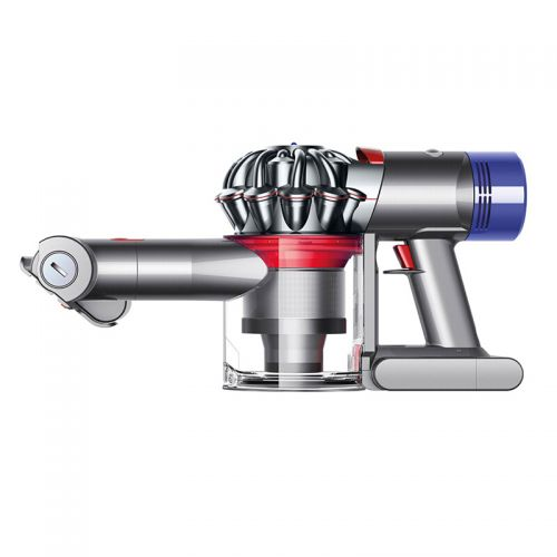 产地马来西亚 进口戴森(Dyson)车载版除螨除尘 手持式吸尘器V7 Trigger+(银灰)