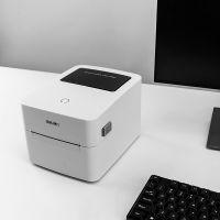 得力(deli)热敏标签打印机 DL-740C(白色)【特价商品,非质量问题不退不换,售完即止】【清仓折扣】