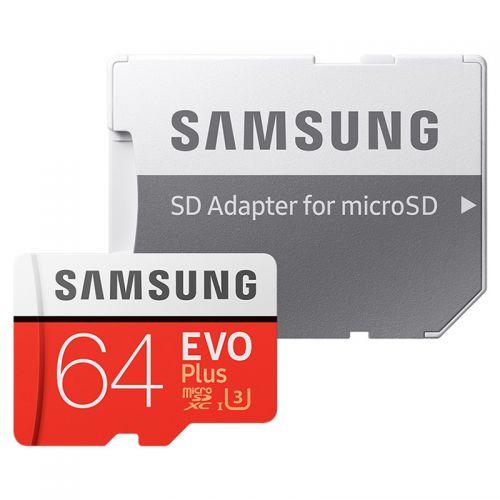 产地菲律宾 进口三星(Samsung)TF64G存储MB-MC64GA/CN(红色)
