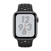 Apple WatchS4 Nike+44mm GPS+蜂窝版 MTXM2CH/A(深空灰+煤黑配黑)【每个ID限购一台】