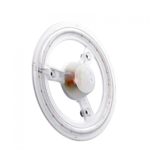 公牛(BULL) LED磨砂吸顶灯贴 GN-12W(白色)