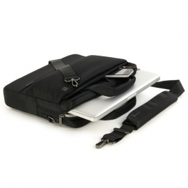 托卡诺(Tucano)DRITTA系列 15.6英寸单肩手提电脑包 BDR15  (黑色)
