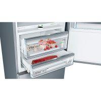 【满额换购】【晒单有礼】产地土耳其 进口博世(BOSCH)431升 维他保鲜两门冰箱 KGN49PI40C(不锈钢色)