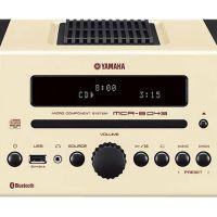 雅马哈(YAMAHA)蓝牙组合台式音响 CD播放机 MCR-B043(米白色)【特价商品,非质量问题不退不换,售完即止】【清仓折扣】