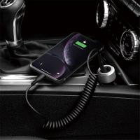 JustMobile 快充版车载充电器CC-200(黑色)【特价商品,非质量问题不退不换,售完即止】【清仓折扣】