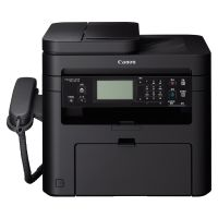 产地韩国 进口佳能(Canon)MF246dn imageCLASS 智能黑立方 黑白激光多功能打印一体机