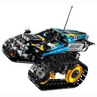 乐高(LEGO)积木遥控特技赛车42095