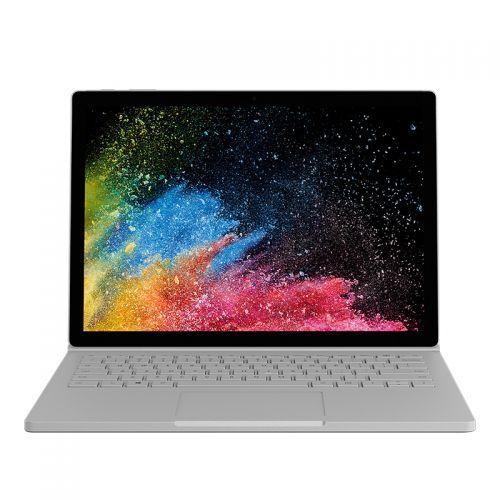 微软(Microsoft)Surface Book2 13.5英寸笔记本电脑(i5-8350U 8G 256G 集成)亮铂金PGU-00011