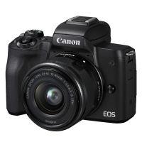 佳能(Canon)EOS M50(15-45)微单相机(黑)