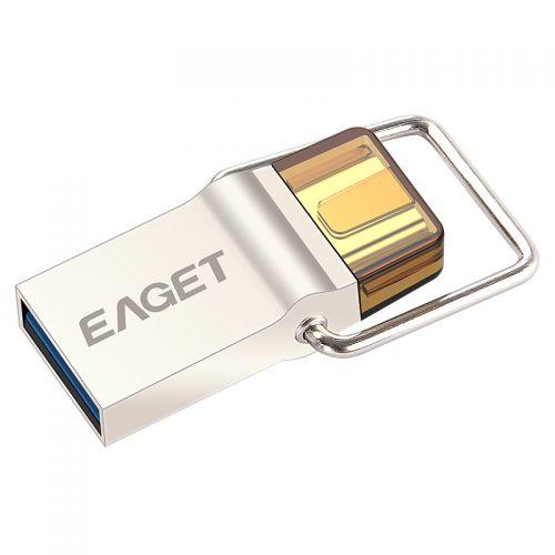 忆捷(EAGET)CU10 32G Type-c U盘