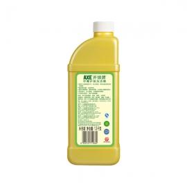 斧头牌(AXE)柠檬 维生素E 护肤 洗洁精(泵装)  1.3Kg【仅限门店自提,不支持快递】