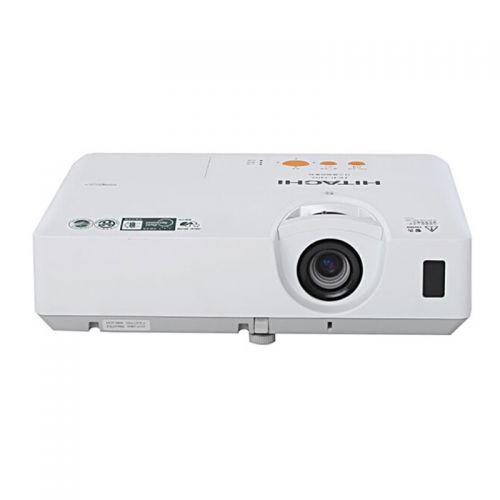 日立投影仪 HCP-N3210X(含吊架 投影募布 HDMl线 白色)
