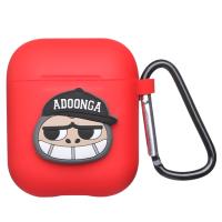 屁屁猩(ADOONGA)airpods耳机保护套液态硅胶FA-A02【特价商品,非质量问题不退不换,售完即止】【清仓折扣】