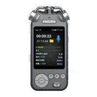 飞利浦(PHILIPS )录音笔VTR9200/32G(灰色)