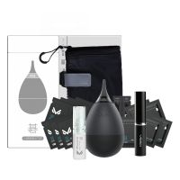 威高(VSGO)小净境相机清洁单反专业套装 VSA2 (黑色)